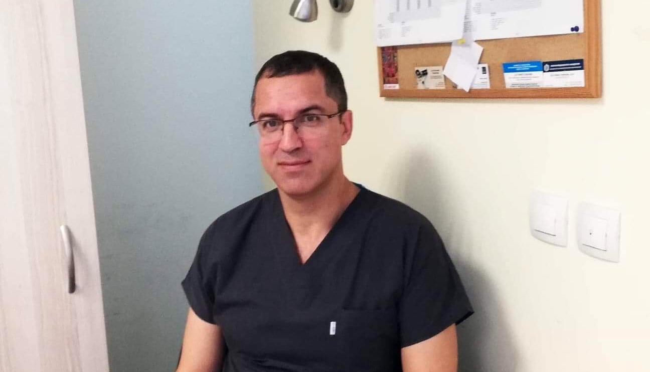 Д-р Петко Димов пое Отделението по Хирургия на