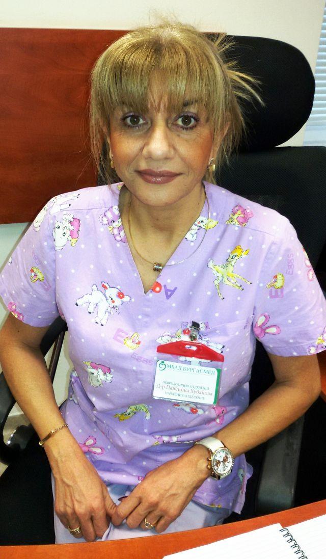 """В МБАЛ""""Бургасмед"""" прилагаме най-съвременните методи за лечение на инсулт"""